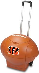 Picnic Time NFL Cincinnati Bengals Football Cooler