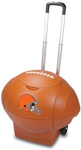Picnic Time NFL Cleveland Browns Football Cooler