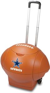 Picnic Time NFL Dallas Cowboys Football Cooler