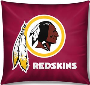 "Northwest NFL Washington Redskins 18""x18"" Pillows"