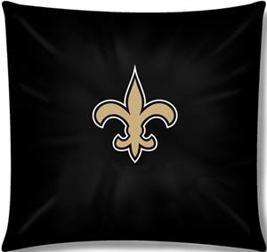 "Northwest NFL New Orleans Saints 18""x18"" Pillows"