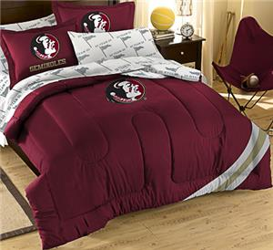 Northwest NCAA Florida State Full Bed in Bag Set