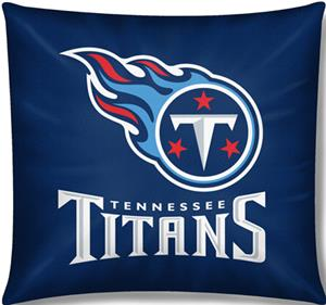 "Northwest NFL Tennessee Titans 18""x18"" Pillows"
