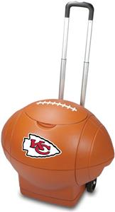 Picnic Time NFL Kansas City Chiefs Football Cooler