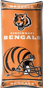 Northwest NFL Cincinnati Bengals Body Pillows