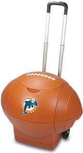 Picnic Time NFL Miami Dolphins Football Cooler