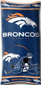 Northwest NFL Denver Broncos Body Pillows