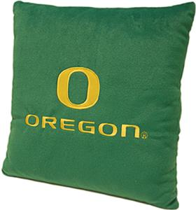 Northwest NCAA University of Oregon Plush Pillow
