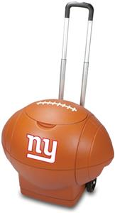 Picnic Time NFL New York Giants Football Cooler