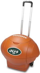 Picnic Time NFL New York Jets Football Cooler