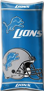Northwest NFL Detroit Lions Body Pillows