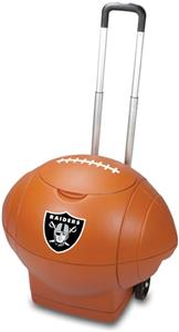Picnic Time NFL Oakland Raiders Football Cooler