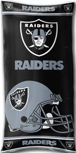 "Northwest NFL Oakland Raiders 36"" Body Pillows"