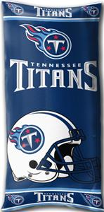 "Northwest NFL Tennessee Titans 36"" Body Pillows"
