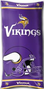 "Northwest NFL Minnesota Vikings 36"" Body Pillows"