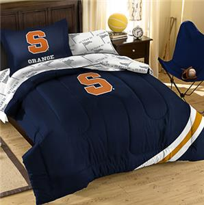 Northwest NCAA Syracuse Twin Bed in Bag Set