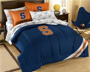 Northwest NCAA Syracuse Full Bed in Bag Set