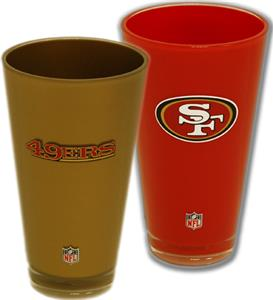 Northwest NFL San Francisco 49ers Tumbler Sets