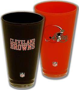 Northwest NFL Cleveland Browns Tumbler Sets