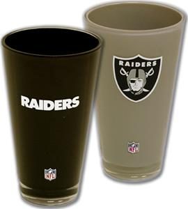 Northwest NFL Oakland Raiders Tumbler Sets