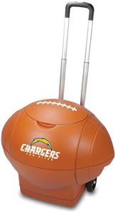 Picnic Time NFL San Diego Chargers Football Cooler