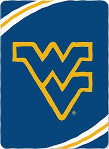 Northwest NCAA West Virginia Fleece Force Throw