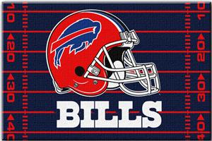 "Northwest NFL Buffalo Bills 39""x59"" Rugs"