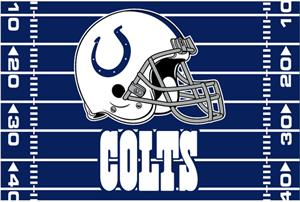 "Northwest NFL Indianapolis Colts 39""x59"" Rugs"