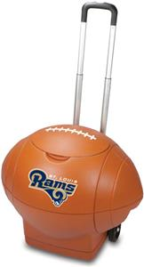 Picnic Time NFL St. Louis Rams Football Cooler