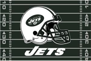 "Northwest NFL New York Jets 39""x59"" Rugs"