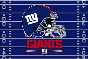 "Northwest NFL New York Giants 39""x59"" Rugs"