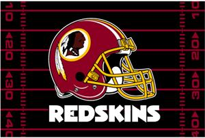"Northwest NFL Washington Redskins 39""x59"" Rugs"