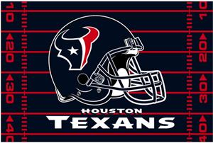 "Northwest NFL Houston Texans 39""x59"" Rugs"