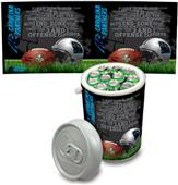 Picnic Time NFL Carolina Panthers Mega Can Cooler