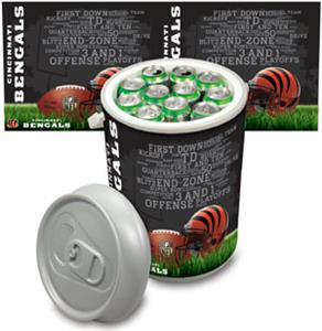 Picnic Time NFL Cincinnati Bengals Mega Can Cooler