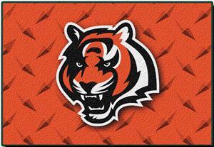 "Northwest NFL Cincinnati Bengals 20""x30"" Rugs"