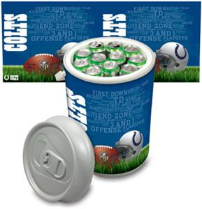 Picnic Time NFL Indianapolis Colts Mega Can Cooler