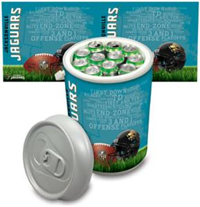 Picnic Time NFL Jacksonville Jaguars Mega Can 