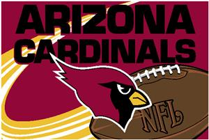 "Northwest NFL Arizona Cardinals 20""x30"" Rugs"