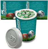 Picnic Time NFL Miami Dolphins Mega Can Cooler