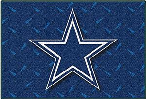 "Northwest NFL Dallas Cowboys 20""x30"" Rugs"