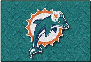 "Northwest NFL Miami Dolphins 20""x30"" Rugs"