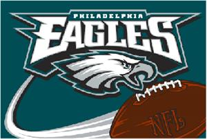 "Northwest NFL Philadelphia Eagles 20""x30"" Rugs"