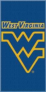 Northwest NCAA West Virginia Univ. Beach Towel