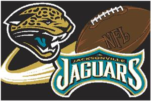 Northwest NFL Jacksonville Jaguars 20&quot;x30&quot; Rugs