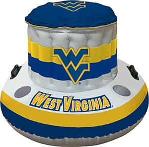 Northwest NCAA West Virginia Inflatable Cooler