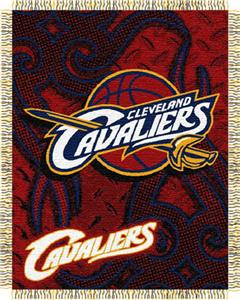 "Northwest NBA Cleveland Cavaliers 48""x60"" Throws"