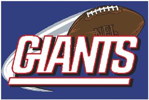 "Northwest NFL New York Giants 20""x30"" Rugs"