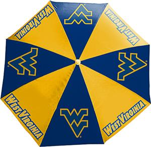 Northwest NCAA West Virginia Beach Umbrella