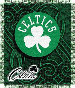 "Northwest NBA Boston Celtics 48""x60"" Woven Throw"